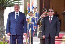 Президент Беларуси Александр Лукашенко 19 февраля провёл в Каире переговоры с Президентом Египта Абдель Фаттахом аль-Сиси