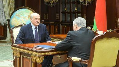 21 февраля 2020 года президент Беларуси Александр Лукашенко встретился с послом Беларуси в России Владимиром Семашко