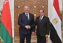 Президент Беларуси Александр Лукашенко 19 февраля провел в Каире переговоры с Президентом Египта Абдель Фаттахом аль-Сиси
