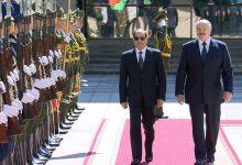 президенты беларуси и египта
