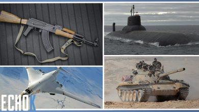 Photo of Пять самых грозных образцов советского оружия назвали в США