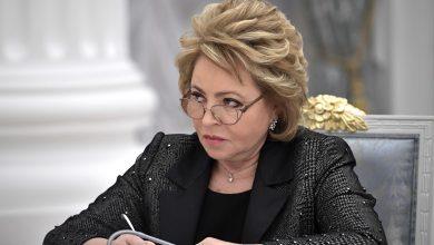 Photo of Валентина Матвиенко посетит Беларусь 5-6 марта