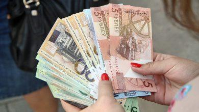 Photo of Средняя зарплата в Беларуси в январе составила 1118,1 рубля