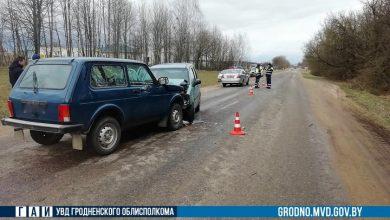 Photo of Видеофакт: водитель Lada уснул за рулем и протаранил Opel с женщиной и двумя детьми