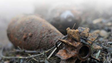 Photo of Тысячи немецких боеприпасов времен ВОВ нашли в Гомельской области