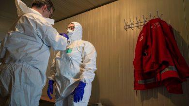 Photo of Массовое заражение коронавирусом выявлено на базе НАТО в Литве