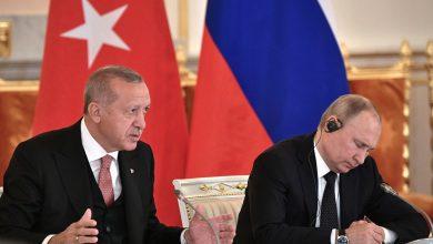 Photo of Путин и Эрдоган договорились о прекращении конфликта в Сирии