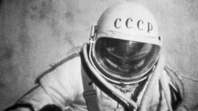 Photo of В России рассекретили документы о первом выходе человека в открытый космос