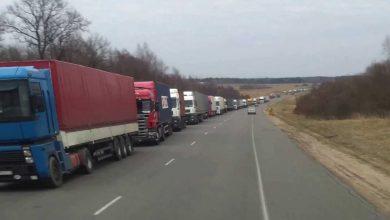 Photo of На границе с Литвой и Польшей образовались большие очереди