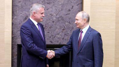 Photo of Путин встретился с Засем и обсудил празднование 75-летия Победы