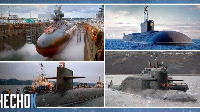 Photo of 5 подводных лодок способных уничтожить мир