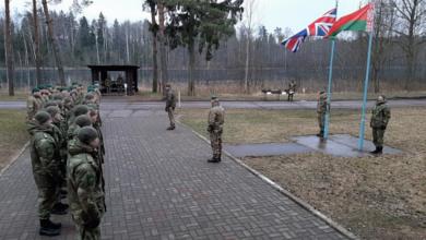 Photo of Белорусские и британские военные проводят совместную тренировку под Витебском