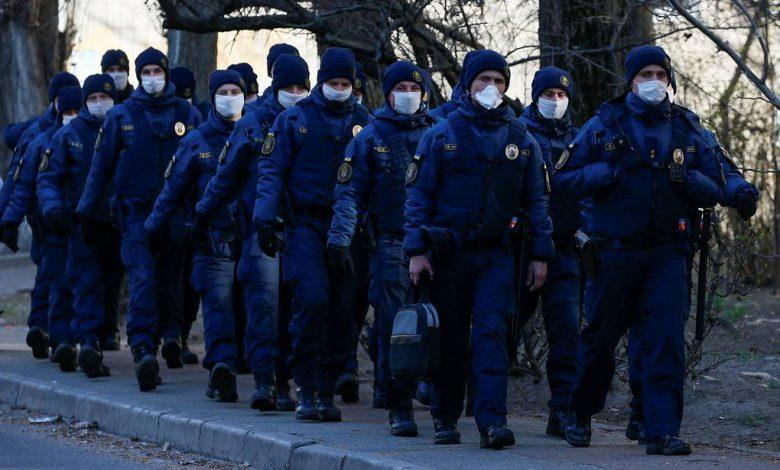 Украина ввела режим ЧС