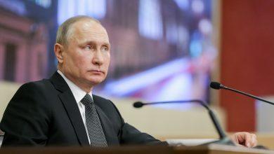 Photo of Путин объявил следующую неделю нерабочей в России