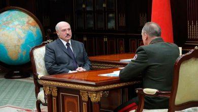Photo of Лукашенко обращает внимание на пожароопасную обстановку в Беларуси