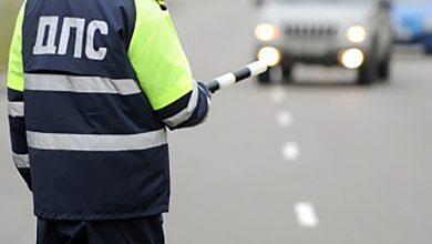 Photo of В Гродно пьяный водитель спровоцировал погоню и аварию