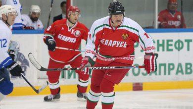 Photo of Команда лукашенко победила в любительском турнире по хоккею
