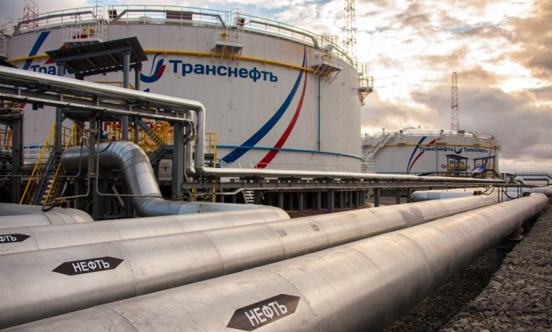 """нефть, компания """"Транснефть"""""""