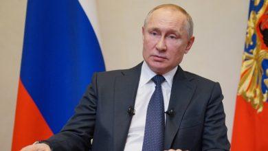 Photo of Путин продлил нерабочие дни в России до 30 апреля