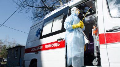 Photo of В Орше умер первый пациент с коронавирусом