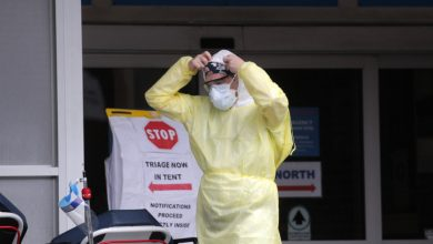 Photo of Рекорд. За минувшие сутки в США от коронавируса погибли 1 700 человек
