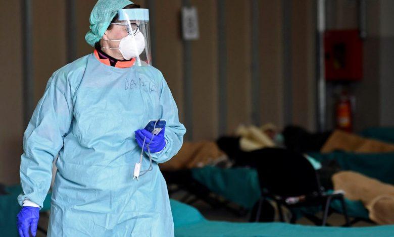 врач, медик, ситуация с коронавирусом
