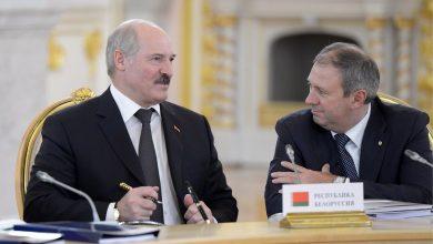 Photo of Лукашенко принял с докладом Румаса