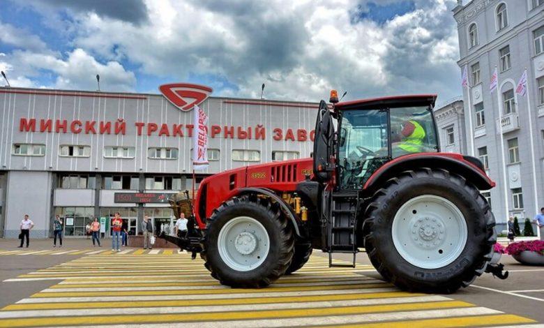 МТЗ, Минский тракторный завод