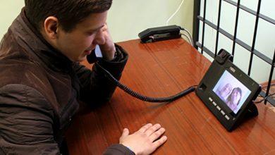 Photo of В Беларуси из-за коронавируса заключённым разрешили видеозвонки