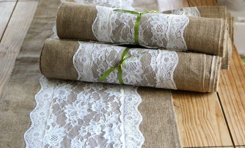 кружевной текстиль