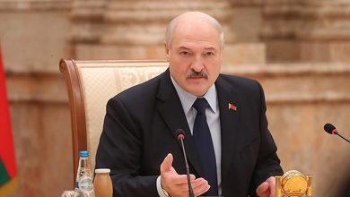 Photo of Лукашенко рассчитывает на встречу с президентом Латвии в скором времени