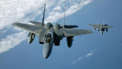 Photo of Американский истребитель F-15 упал в Северное море