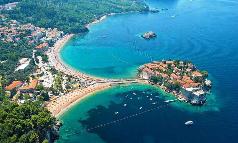 Черногория, курорты
