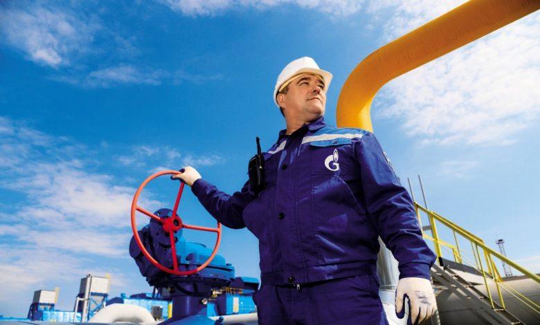 """Газпром"", газ"