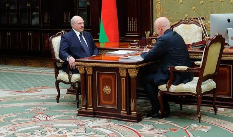 2 июня президент Беларуси Александр Лукашенко встретился с главой Мингорисполкома Анатолием Сиваком