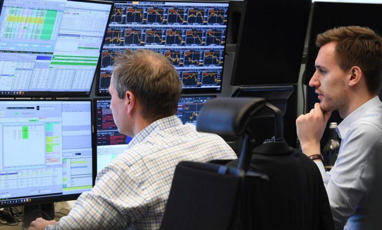биржевые торги, цена на нефть