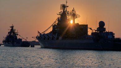 Photo of Проект Водного Пути Е40: Боевые Корабли НАТО В Лесах Беларуси И Степях Украины