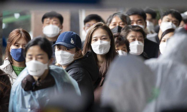 люди в масках, эпидемия коронавируса в мире