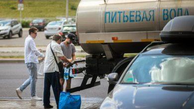Photo of Проблемы с водой в Минске обещают решить до конца дня