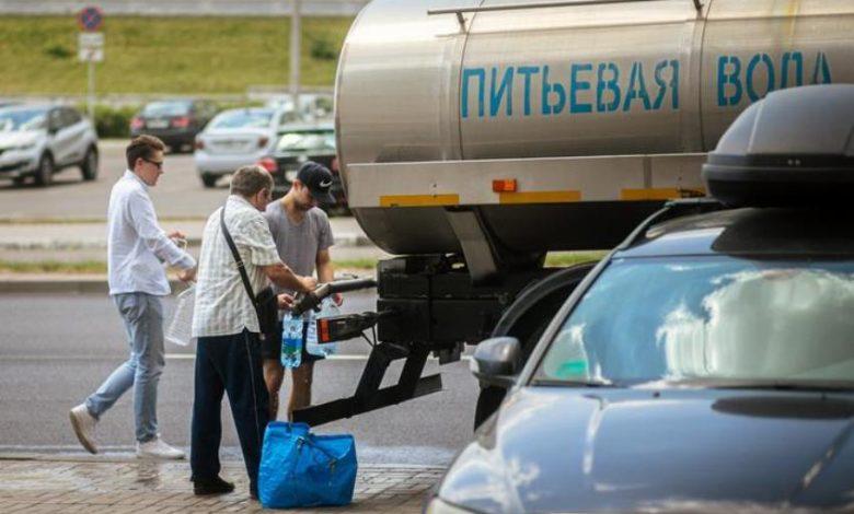 питьевая вода, проблемы с водой в Минске