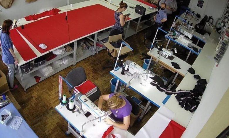 проверка в производственном цеху symbal.by