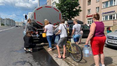 Photo of Лукашенко взял под личный контроль ситуацию с водой в Минске