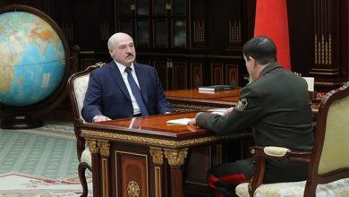 Photo of Лукашенко рассказал председателю КГБ о ветрах в Беларуси