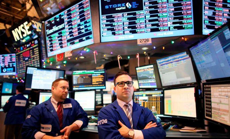 торги на бирже, нефть