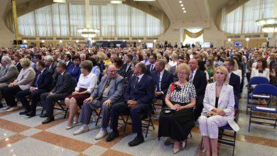 Photo of Лукашенко проводит встречу с педагогическим активом