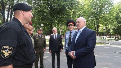 Photo of Лукашенко охарактеризовал белорусскую армию