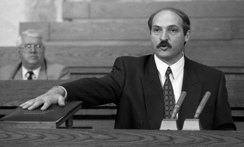 26 лет назад Лукашенко избрали президентом Беларуси