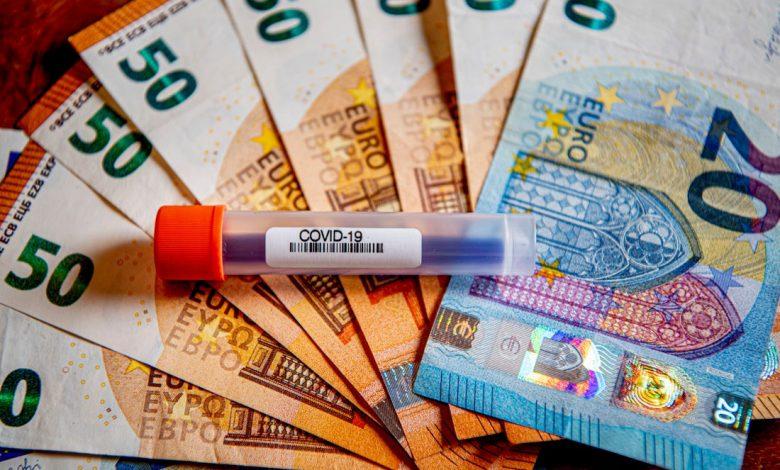 евро и коронавирус