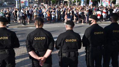 Photo of Более 700 человек задержали в Беларуси с начала президентской кампании