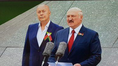 Photo of «Солодуха нашего времени» — в соцсетях оценили появление певца рядом с Лукашенко